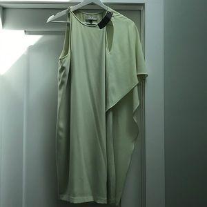 Halston Heritage silk dress, size 2